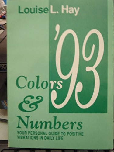 9781561700462: Colors & Numbers: 1993