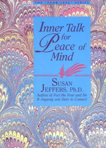 9781561700493: Inner Talk for Peace of Mind (Fear-Less Series)