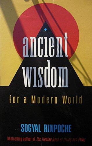 9781561701384: Ancient Wisdom for a Modern World