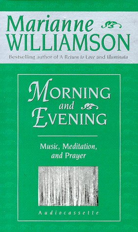 9781561704293: Morning and Evening: Music, Meditation, and Prayer
