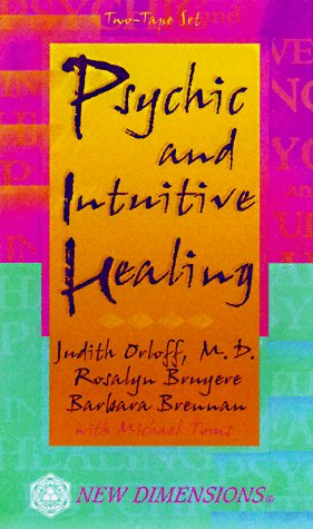 9781561705092: Psychic and Intuitive Healing (New Dimensions Books)