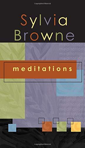 9781561707195: Meditations