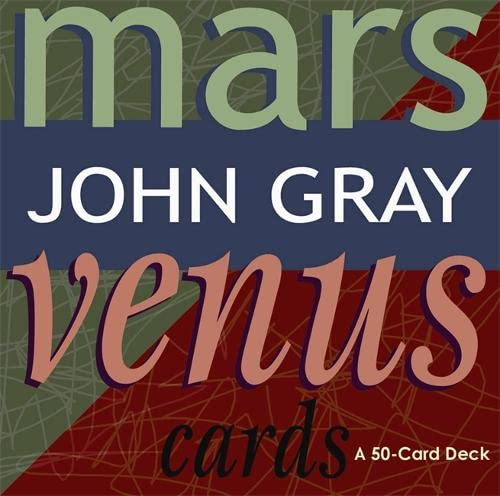 Mars Venus Cards (Small Card Decks) (9781561708840) by Gray, John