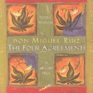 Four Agreements Cards Prepack (1561709050) by Miguel Ruiz