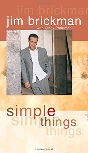 Simple Things (Puffy Books): Brickman, Jim