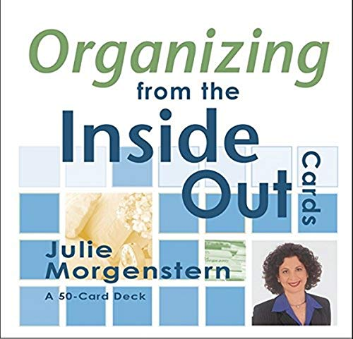9781561709342: Organizing from the Inside Out Cards