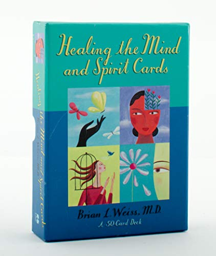9781561709489: Healing Mind & Spirit Cards (Large Card Decks)