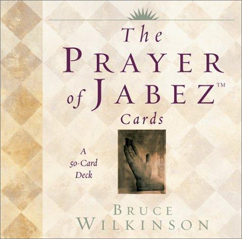 9781561709663: Prayer of Jabez Cards