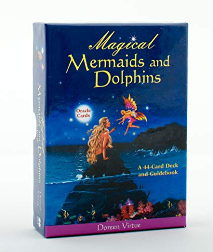 9781561709793: Magical Mermaids and Dolphins Oracle Cards (Large Card Decks)