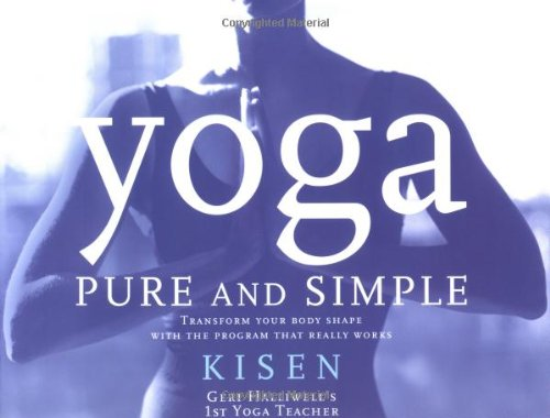 9781561709854: Yoga Pure and Simple