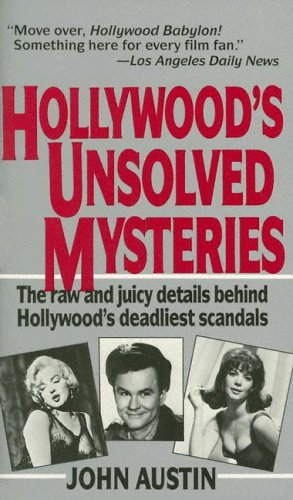 9781561710652: Hollywood's Unsolved Mysteries