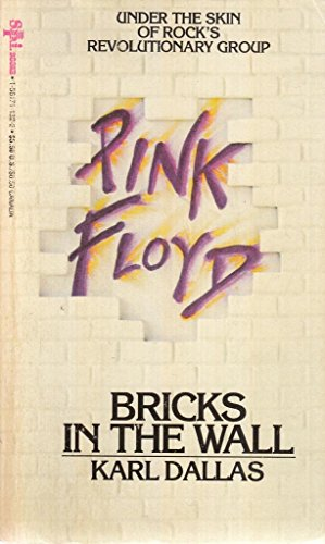 9781561711321: Pink Floyd: Bricks in the Wall