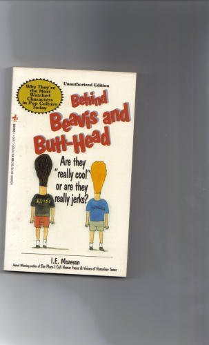 9781561713066: Behind Beavis and Butt-Head/Are They