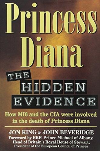 9781561719228: Princess Diana: The Hidden Evidence