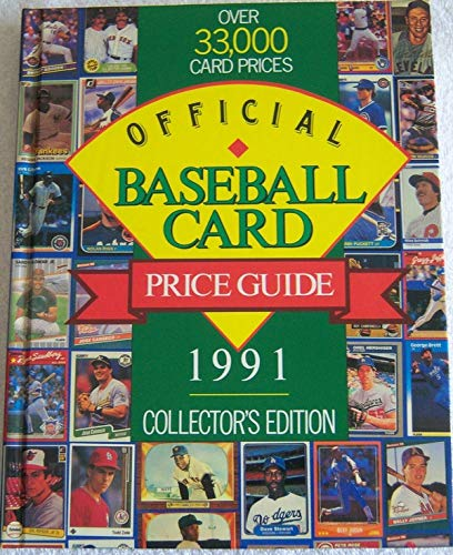 Official Baseball Cards Price Guide: Collectior's Edition