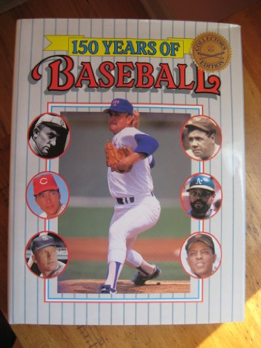 150 Years Of Baseball - Collector's Edition: Hanks, Stephen; Barber, Perry; Barra, Allen; ...