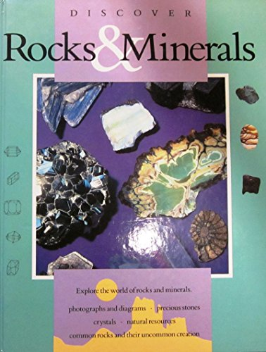 9781561731077: Rocks and Minerals (Discover Series)