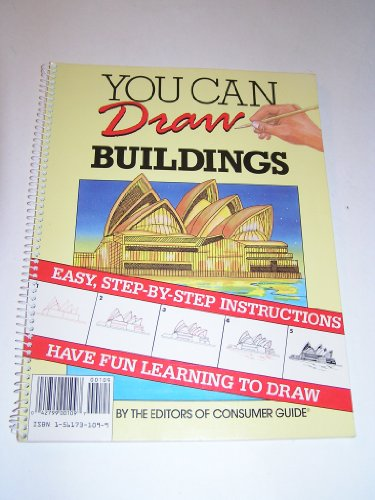 9781561731091: You Can Draw Buildings
