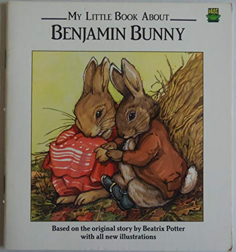 9781561731350: My Little Book About Benjamin Bunny