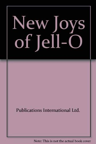 New Joys of Jell-O: Inc Kraft General Foods
