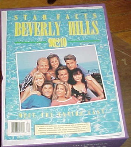 9781561734450: Star Facts Beverly Hills 90210 Meet the Entire Cast