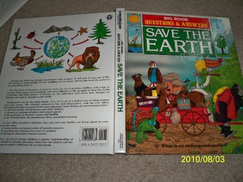 The Big Book of Questions & Answers: Save the Earth: Schwartz, Linda