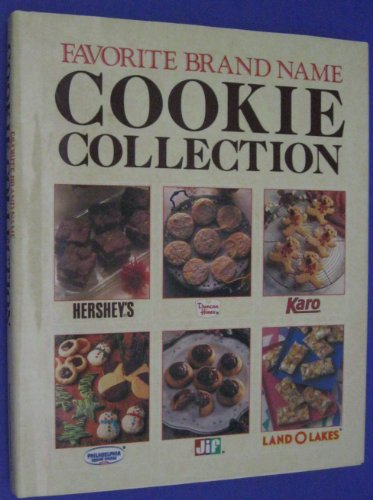 Favorite Brand Name Cookie Collection by Louis: Louis Weber -