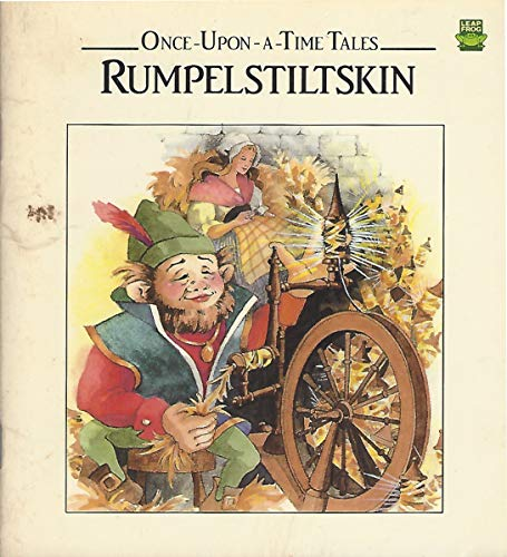 Once-Upon-A-Time Tales: Rumpelstiltskin (Leap Frog Once-Upon -A-Time: Grimm