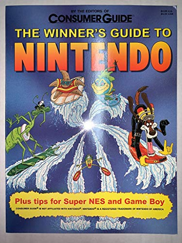 9781561735204: The Winner's Guide to Nintendo (plus Super NES and Gameboy)