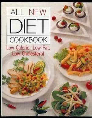 All New Diet Cookbook: Low Calorie Low: Various