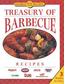 9781561735990: Treasury of Barbecue