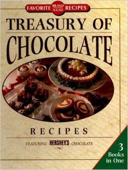 9781561736591: Treasury of Chocolate Recipes