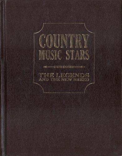 9781561736973: Country Music Stars: The Legends and the New Breed