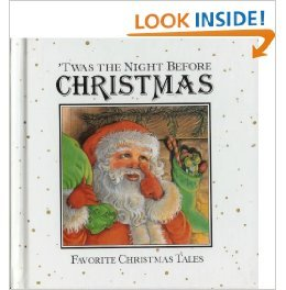9781561737246: Twas the Night Before Christmas (Favorite Christmas tales)