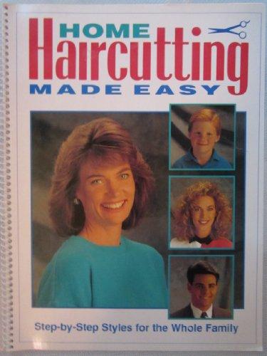 9781561737444: Home Haircutting Made Easy