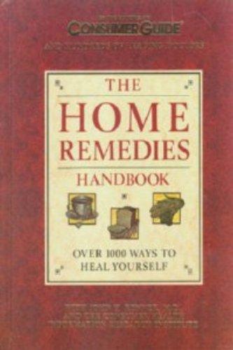 HOME REMEDIES HANDBOOK 1000 WAY TO HEAL: JOHN h. RENNER