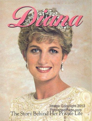 Princess Diana: The Story Behind Her Private: Buskin, Richard
