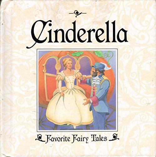 9781561739134: Cinderella (Favorite fairy tales)