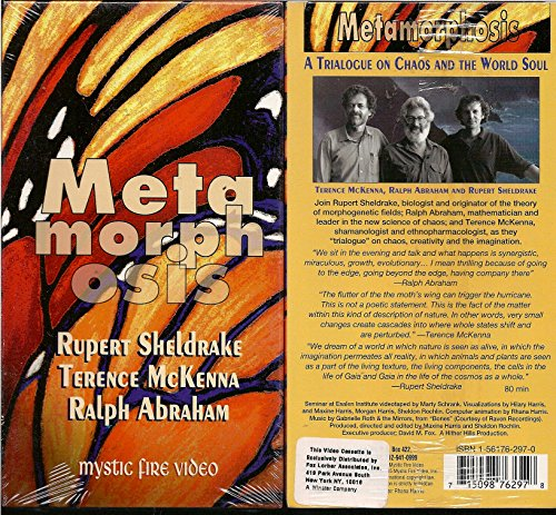 9781561762972: Metamorphosis; A Trialogue Chaos and The World Soul [VHS]