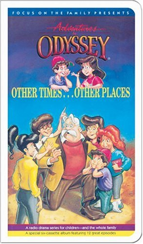 Other Times, Other Places (Adventures in Odyssey) (9781561790814) by [???]