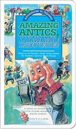 9781561791156: 9: Amazing Antics, Dynamic Discoveries (Adventures in Odyssey)