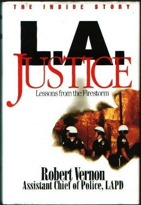 L.A. Justice.: VERNON, Robert L.