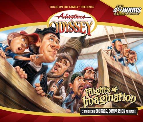 9781561791903: Flights of Imagination (Adventures in Odyssey)