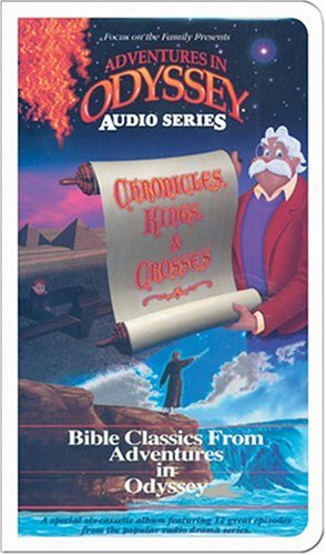 9781561792450: Chronicles, Kings and Crosses (Adventures in Odyssey (Audio Unnumbered))