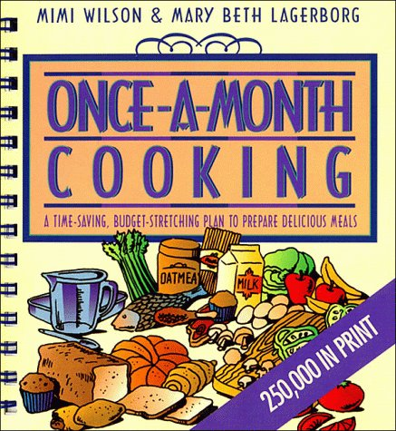 9781561792467: Once-a-Month Cooking