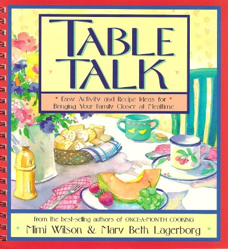 TABLE TALK (1561792543) by Thomas Nelson