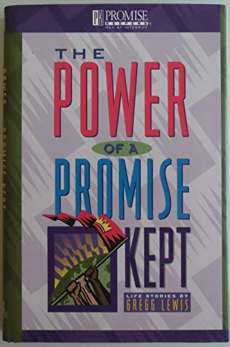 9781561793501: The Power of a Promise Kept: Life Stories