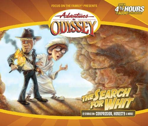 The Search For Whit (Adventures in Odyssey #27): AIO Team