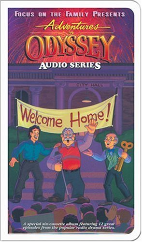9781561795659: Welcome Home (Adventures in Odyssey)