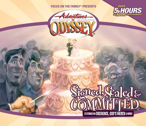 Signed, Sealed & Committed (Adventures in Odyssey #29) (1561796239) by AIO Team